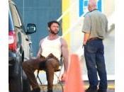 Primeras imágenes Hugh Jackman rodaje X-Men: Días Futuro Pasado