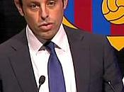 Sandro rosell anticristo Barça?