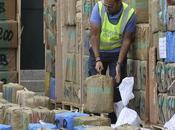Marruecos: tres personas vinculadas toneladas hachís incautados camión melones Algeciras