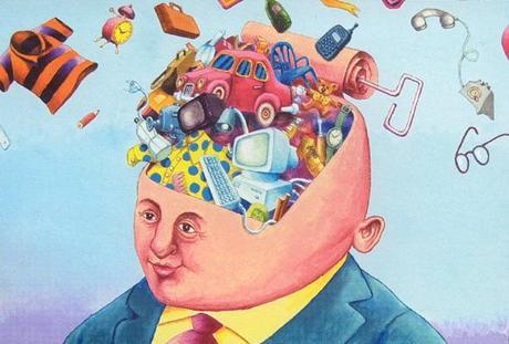 Sociedad de consumo, ¿sociedad o sumatoria de individuos aislados?