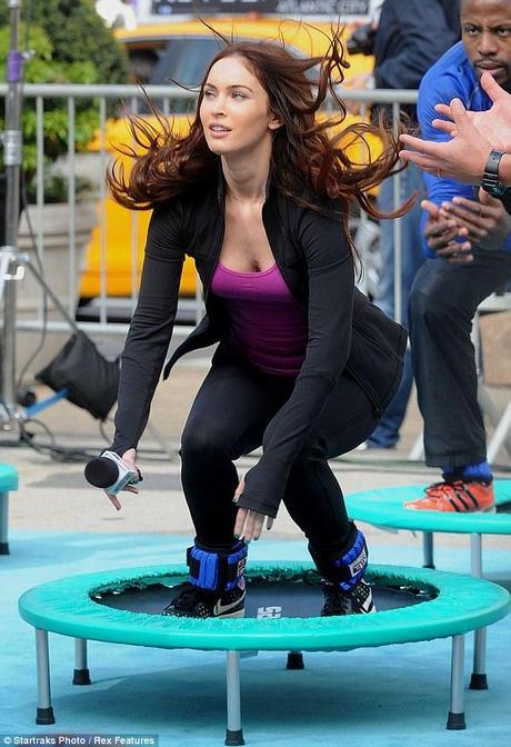 Primer Vistazo De Megan Fox Como April O'Neil En Teenage Mutant Ninja Turtles