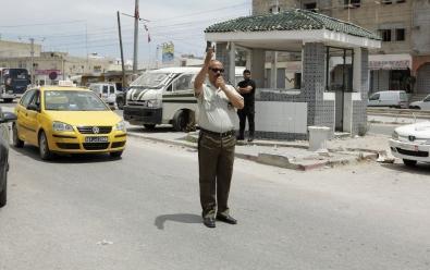 Un libio detenido con explosivos en el sur de Túnez.