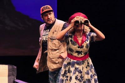 'Arizona' en el Teatro María Guerrero