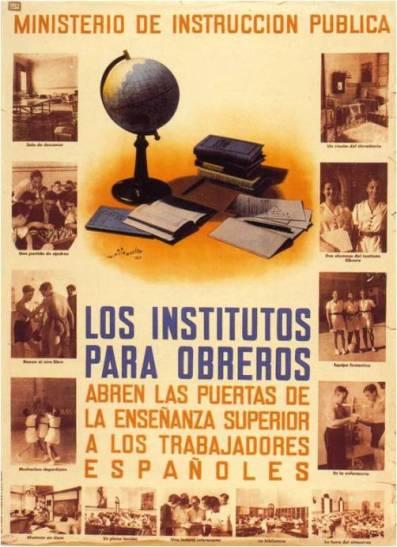 Los Institutos Obreros