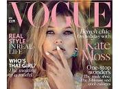 Kate Moss portada Vogue Junio 2013, van.....
