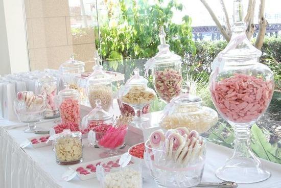 Mesas de dulces para eventos imagui for Dulce boda