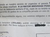 Obligan inmigrantes tarjeta sanitaria firmar documento pago atenderles.