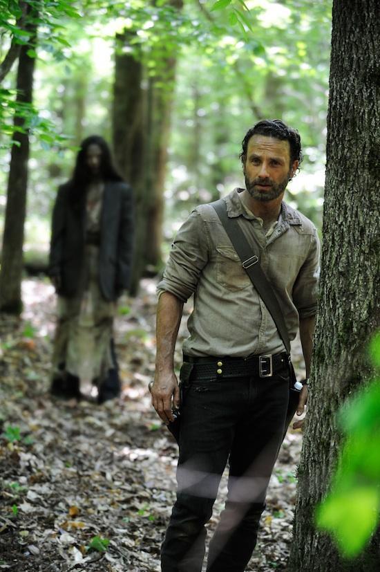 Comienza el rodaje de la cuarta temporada de The Walking Dead
