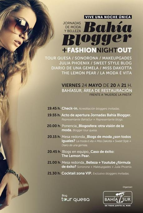 #Bahiablogger | I Jornada de bloggers en Cádiz
