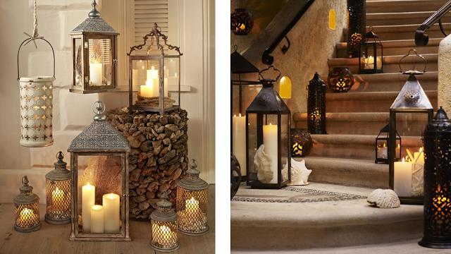 Faroles para iluminar y decorar - Paperblog
