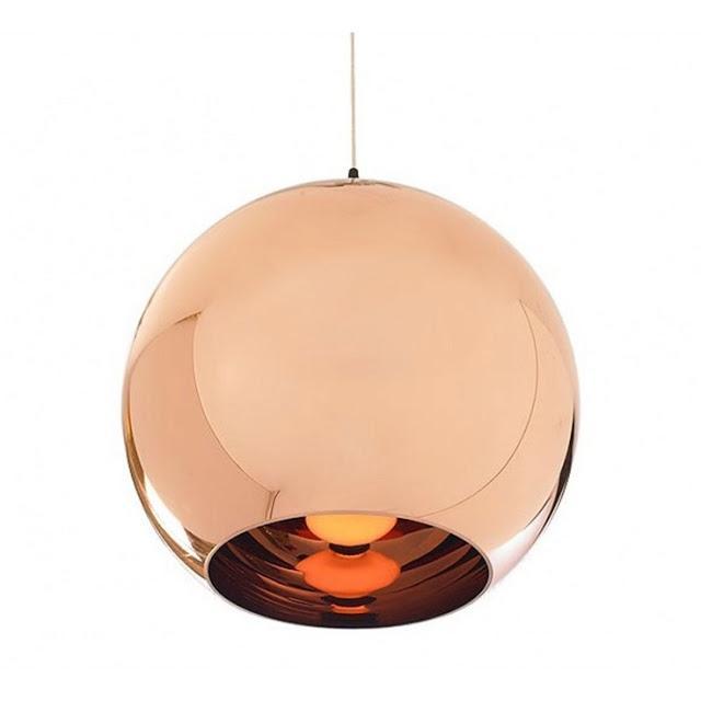 L mparas de cobre cooper lamps paperblog - Lamparas de techo ofertas ...