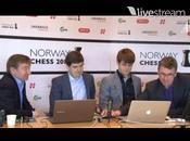 Precalentamiento Mundial: 'deseado' Magnus Carlsen Norway Chess 2013 (IV)