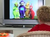 Bebés expuestos demasiada televisión