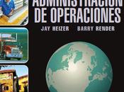 Libro Principios administracion operaciones Heizer Render