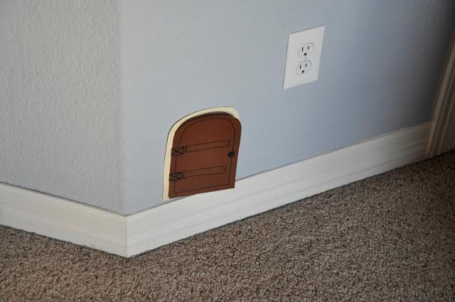 Puerta para el ratoncito p rez paperblog - Puerta ratoncito perez el corte ingles ...