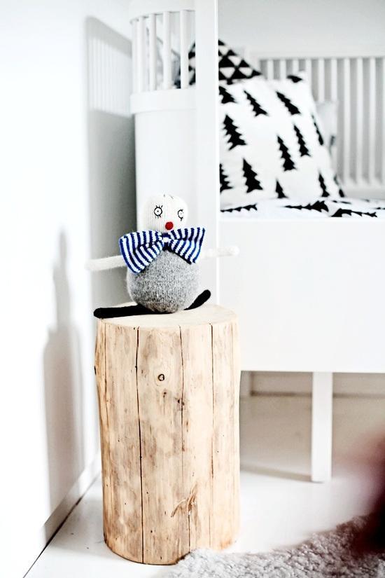 Decorar con troncos de madera paperblog - Troncos de madera para decorar ...