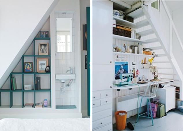 Decorar para aprovechar espacios paperblog for Aprovechar hueco escalera