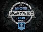 Quieres tocar Resurrection Fest?