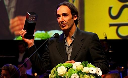 Los World Soundtrack Awards 2013 homenajearán a Alexandre Desplat