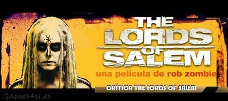 the lords of salem The Lords of Salem, crítica de la película