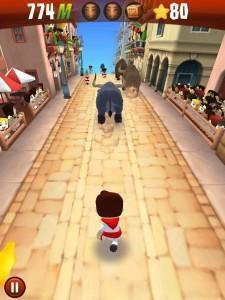 Zynga permite correr encierros de San Fermín con 'Running with friends'