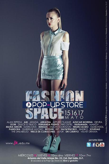 FASHION SPACE-POP UP STORE