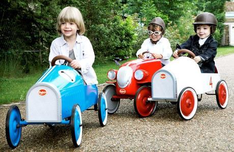 Baghera, coches de juguete clásicos