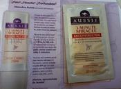 Mascarilla minute miracle aussie