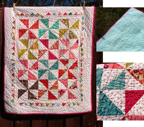 Mantas patchwork - Paperblog