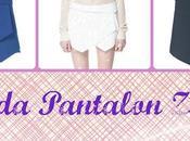 IN.- buscado, falda/pantalon zara- Wrap Skirt