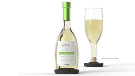 Flip Bottle, la botella que se convierte en copa