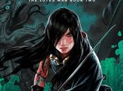 Portada Revelada: Kinslayer (The Lotus Kristoff