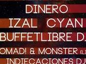 EMDIV Music Festival 2013: Cyan, Second, Dinero Izal Elda (Alicante)
