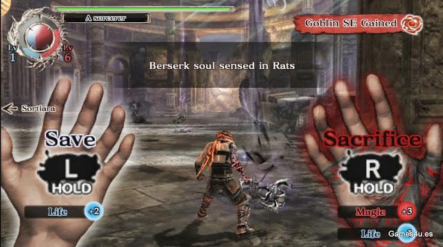 Análisis Soul Sacrifice, videojuego para PSVita - Paperblog