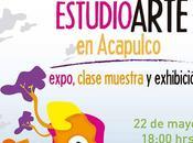 Expo Estudio Arte Acapulco Entrada Libre Mayo