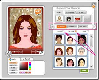 Crea tu propio avatar personalizado con voz para blogger