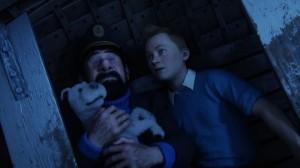 Tintin El Secreto del Unicornio Spielberg 2