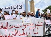 salafismo sale calle durante conmemoración atentados Casablanca