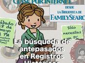 Clase Genealogía online: FamilySearch