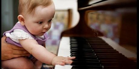 (Vídeo) Los bebés comprenden la música