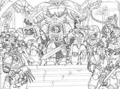 Homenaje warhammero Raphael