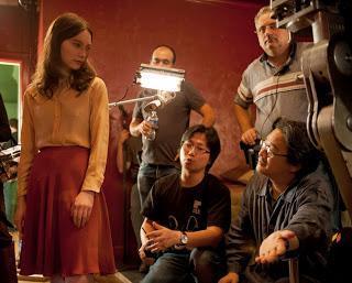 película, thriller, stoker, Mia, Wasikowska, Park, Chan-wook, director, coreano,