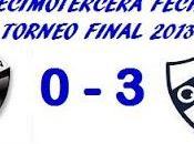 Colón:1 Quilmes:0 (Fecha 13°)