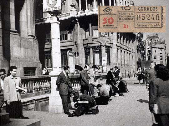 Barcelona edificio de correos y hermes el mensajero for Oficina correos barcelona