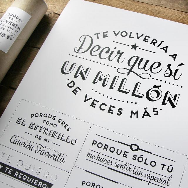 Sorteo mr wonderful kit de aniversario l mina te - Ideas aniversario originales ...
