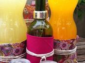 Botellas para fiesta