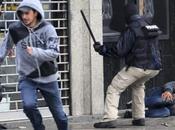 Túnez: menos muerto catorce heridos tras choques entre policía salafistas