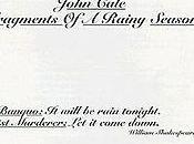 Discos: Fragments rainy season (John Cale, 1992)