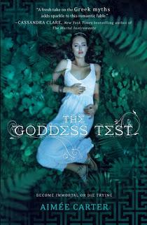 The Goddess Test, de Aimée Carter