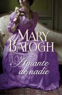 Amante de nadie, Mary Balogh